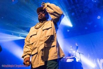 Big Boi + The Cool Kids + DEF3 @ The Commodore Ballroom - January 9th 2018