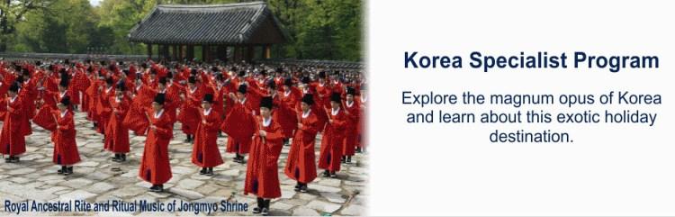 South Korea Specialist, TravelGyaan.com