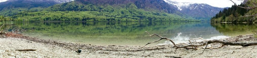 Lake Bohinj   Slovenia   Cycling Europe