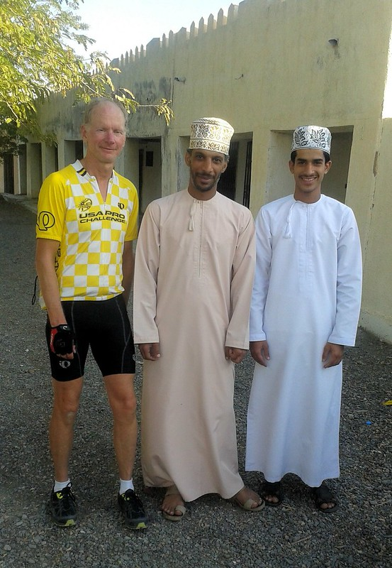 Jack, Süleyman, and another Omani by bryandkeith on flickr