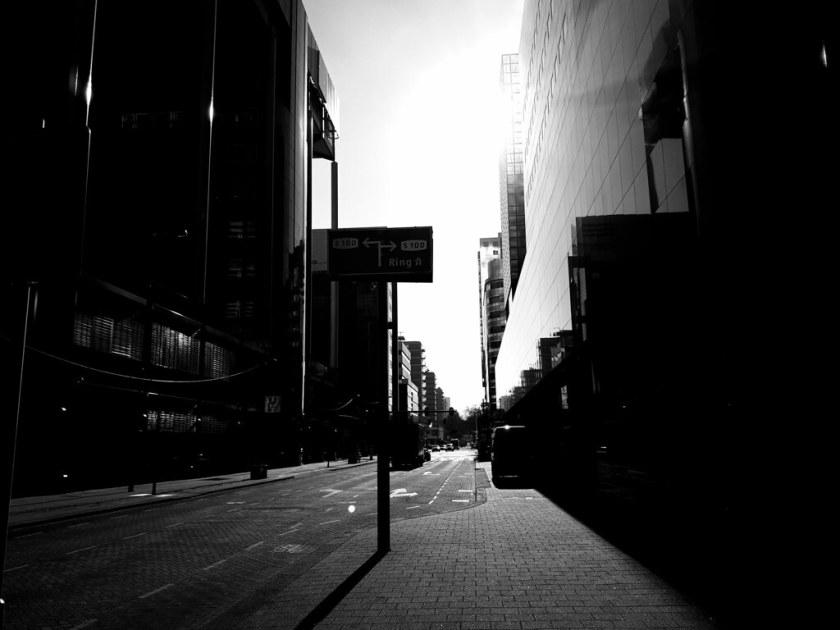Rotterdam Daily Photo: Throwback thursday, black and white