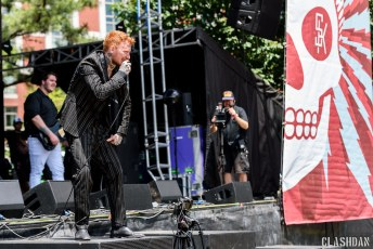 Frank Carter and the Rattlesnakes @ Shaky Knees Music Festival, Atlanta GA 2017