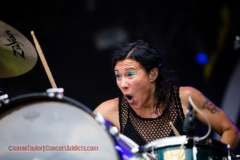 Matt and Kim @ Pemberton Music Festival - July 18th 2015