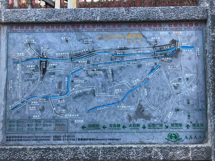 Old Town Of Lijang