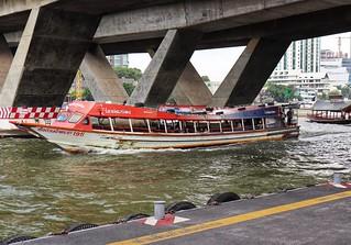 Water taxi, Bangkok