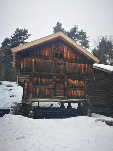 Norwegian Folk Museum Oslo