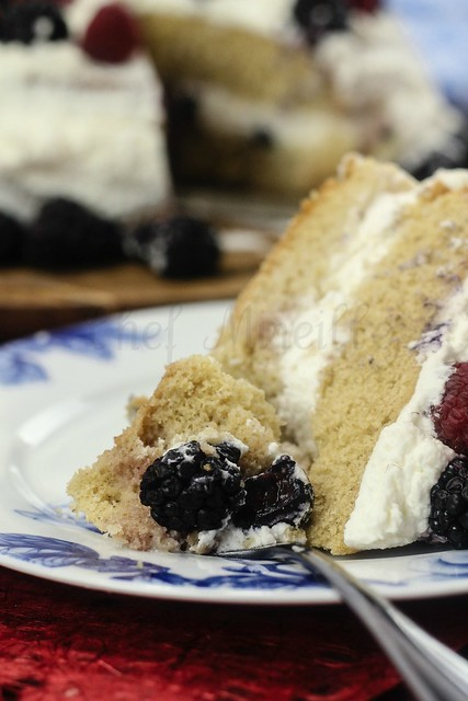 Norwegian Cream Cake 1 -edit