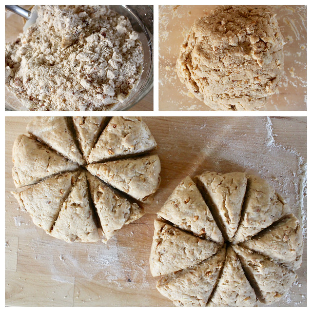 Maple Walnut Scones - 21