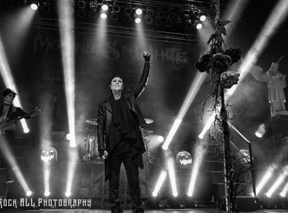 Motionless In White Express Live Columbus Ohio 3/10/18