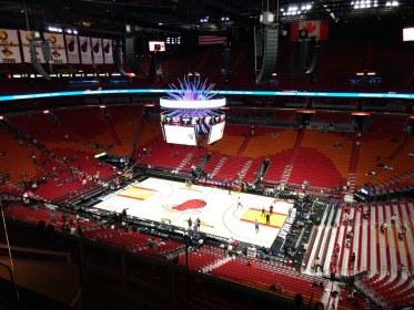 AAArena: Heat v Pistons