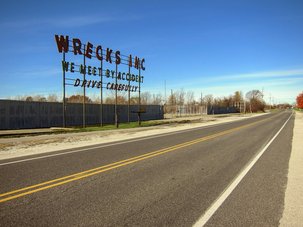 Wrecks, Inc. and the Lafayette Road