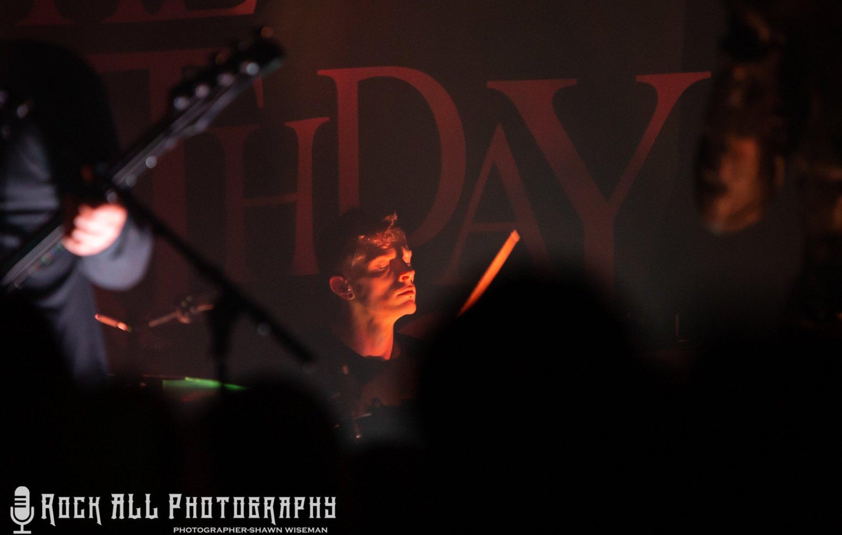 Julien K - Cincinnati, Ohio - 11/9/18