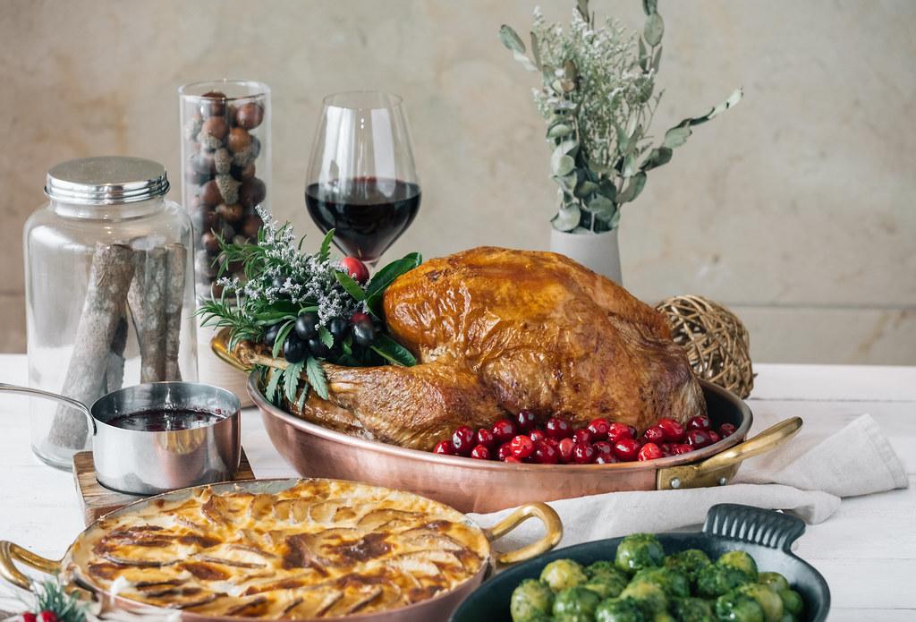 MANGH - Christmas Turkey