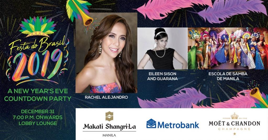 Festa Do Brazil at Makati Shangri-La, Manila