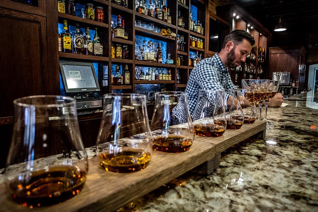 Bourbon Tasting at Husk-008