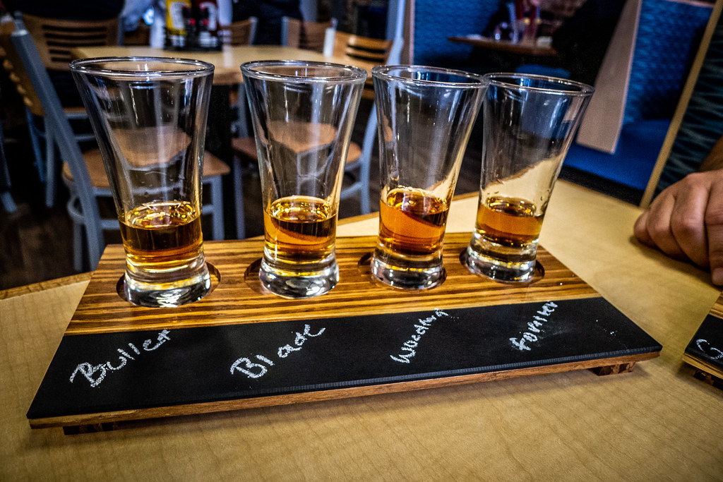Bourbon Tasting at Grill Marks-009