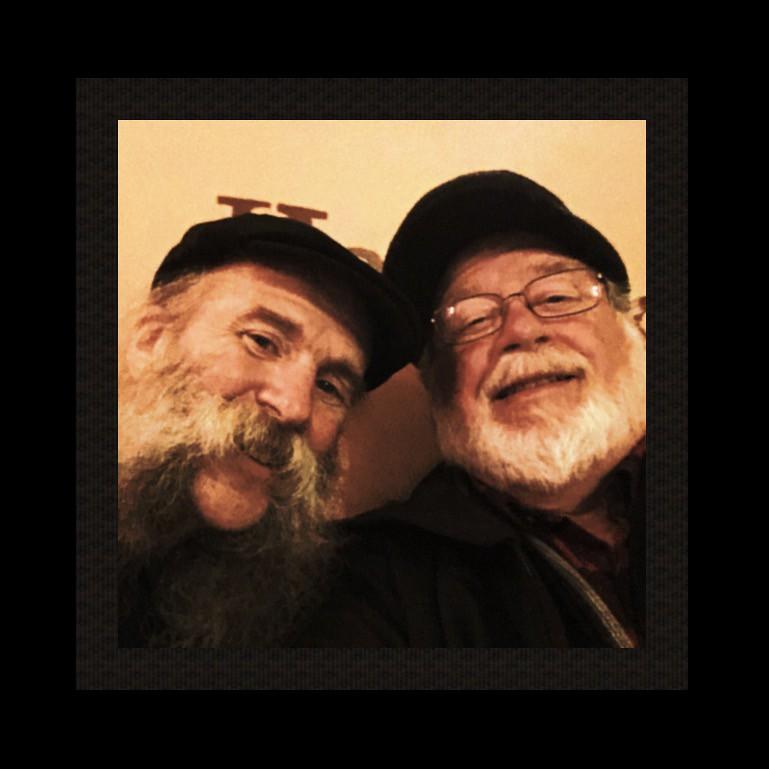 Tom and Don at Dobra Tea in Asheville-005