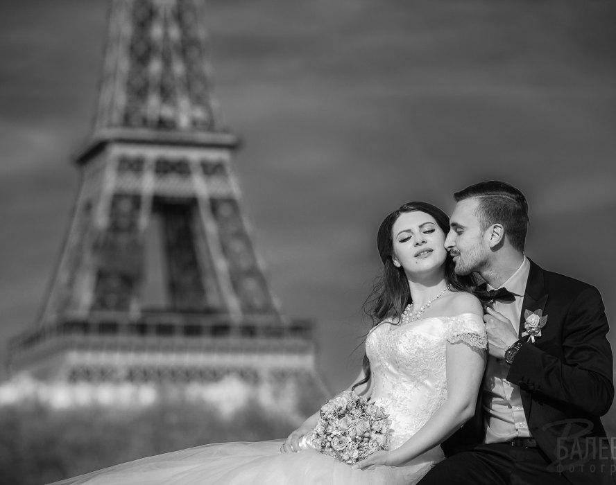 Париж - Нели и Станимир