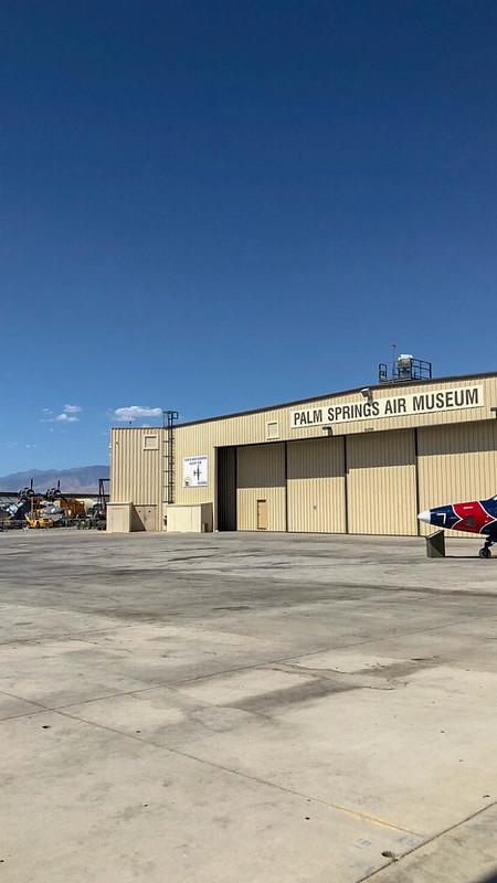 Palm Springs Air Museum