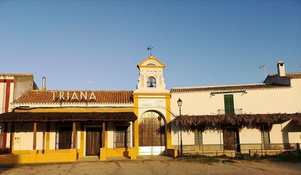 Edificio Hermandad de Nuestra Señora del Rocío de Triana Sevilla Almonte Huelva
