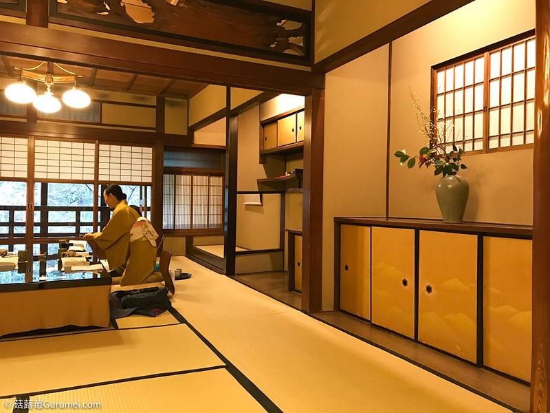 打工度假-有家人自遠方來-平安神宮、菊乃井-093
