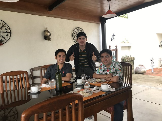 Breakfast at Casa Marina