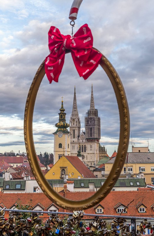 Framed Zagreb
