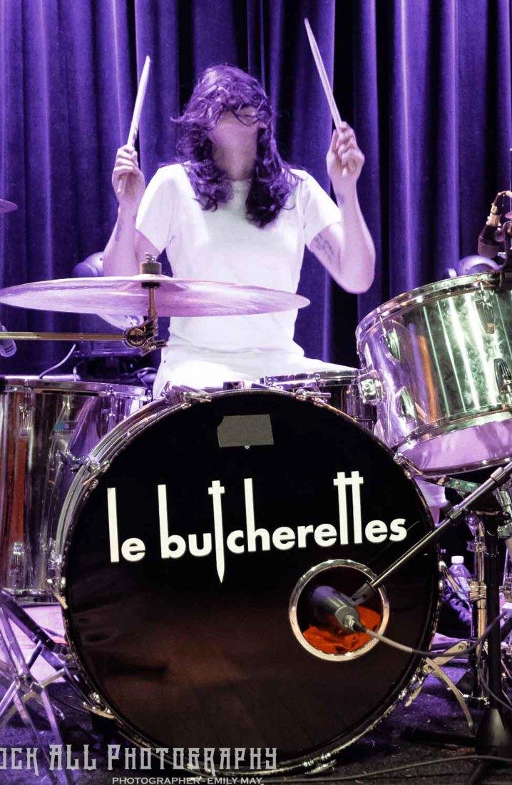 Le Butcherettes - Louisville, KY