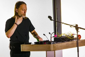 Thom Yorke at the Kennedy Center in Washington, DC on November 30th, 2018