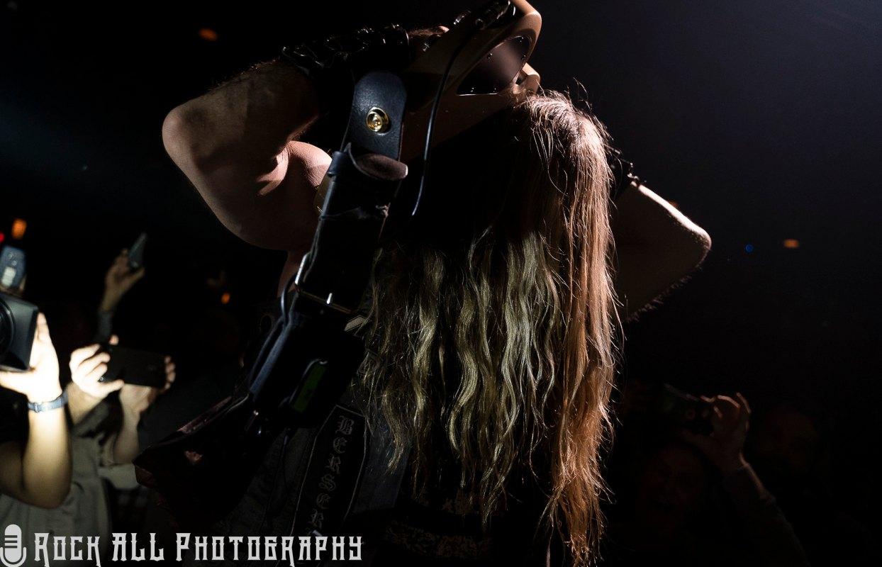 Generation Axe - Austin, TX - 12/13/18