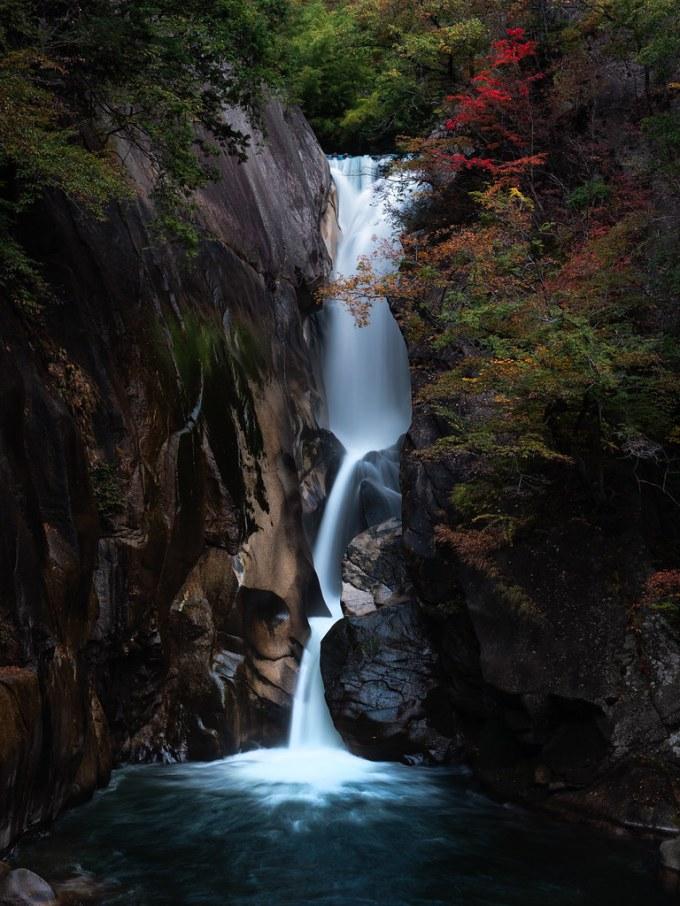 Senga Falls, Shosenkyo
