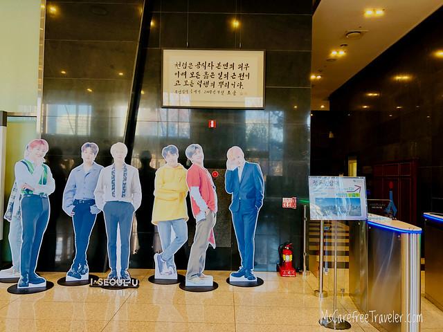 Deoksugung, Seoul, Korea