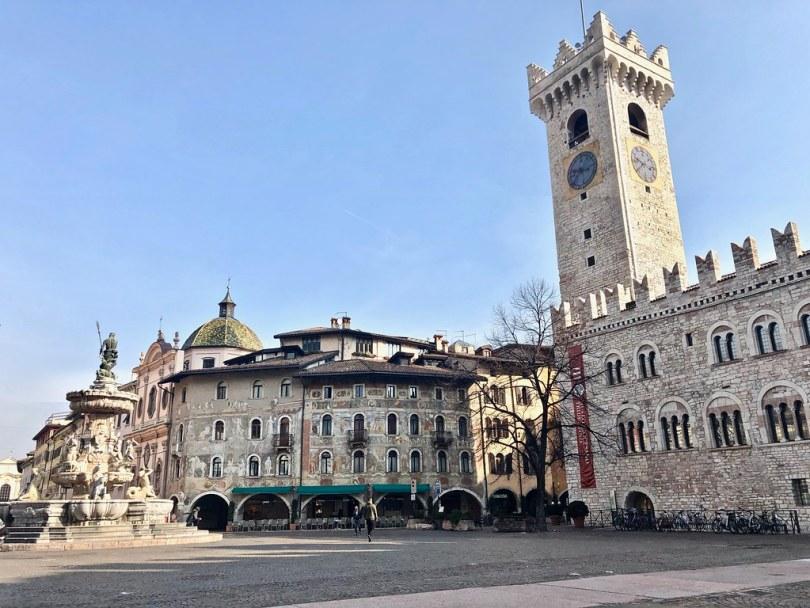 Cosa vedere a Trento - Torre Civica