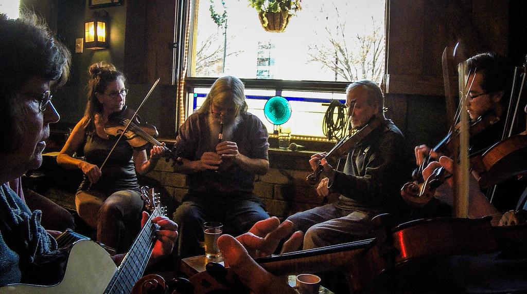 Jack of the Wood Irish Music Session-017
