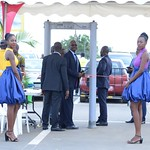 [AOS Africa Abidjan] - Inauguration du centre commercial Cosmos Yopougon.