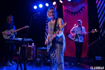 Flock Of Dimes @ Cats Cradle Back Room in Carrboro NC on November 5th 2016