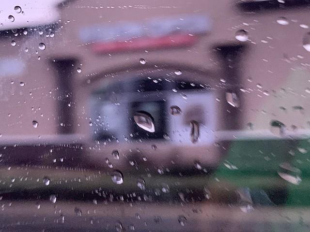 it rained on Christmas Eve