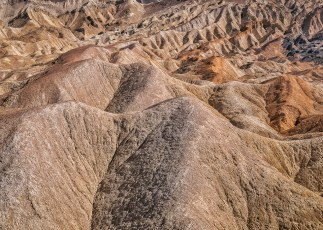 20 Mule Team Canyon - Death Valley NP