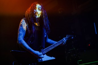 Ministry at The Fillmore Silver Spring in Silver Spring, MD on December 5th, 2018