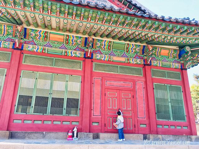 Deoksugung Palace, Seoul, Korea