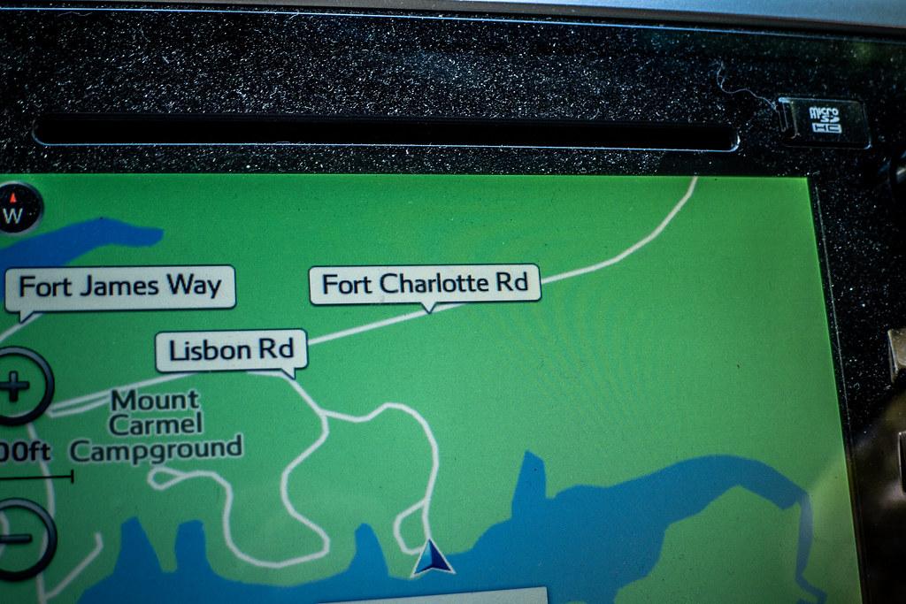 Park Road Names