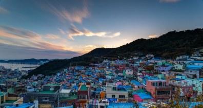 Gam Cheon Cultural Village, Busan.