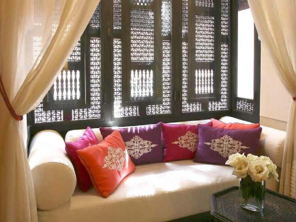 Moroccan mashrabiya