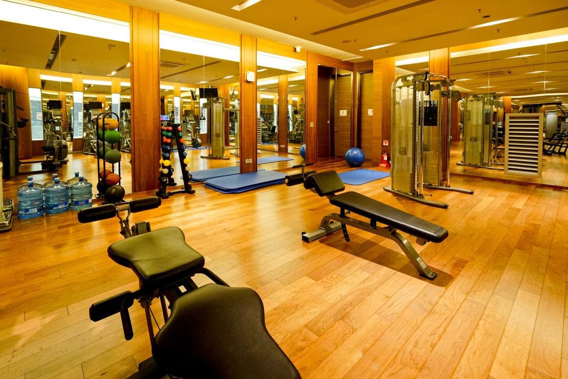 首爾時代廣場萬怡酒店 健身中心