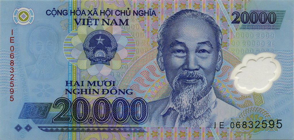 Vietnam - 20000 Dong