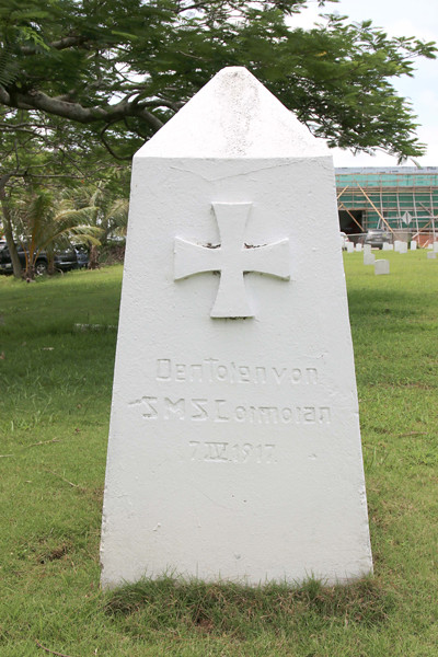 SMS Cormoran Memorial