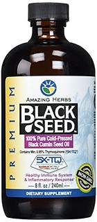 Amazing Herbs Black Seed Cold-Pressed Oil - 8oz | jQuery ...