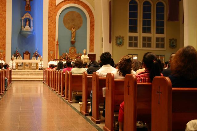 Christmas Mass 2006