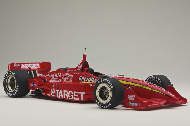 Reynard 98i Target Honda
