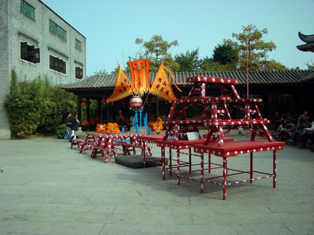 1102佛山祖廟 黃飛鴻紀念館 獅王 舞獅 寶芝林 演武廳(廣東旅遊)-38 | www.super-local.com… | Flickr